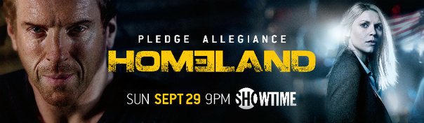 Homeland - Season 3 - Affiche