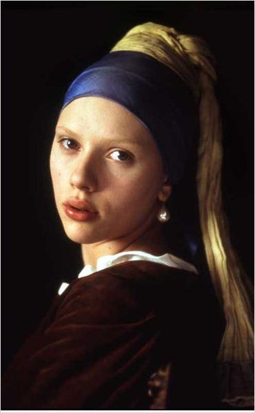 La Jeune fille à la perle : Photo Peter Webber, Scarlett Johansson