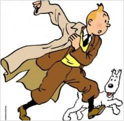 Les Aventures de Tintin : Affiche