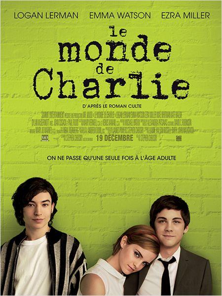 Le Monde de Charlie : affiche