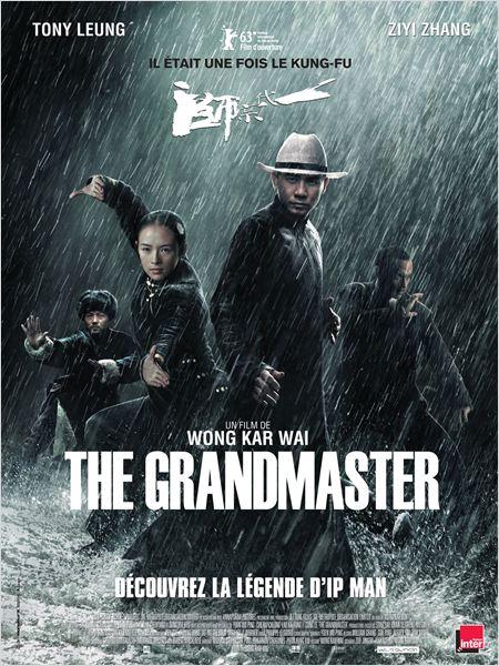 The Grandmaster : Affiche