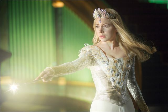 Le Monde fantastique d'Oz : Photo Michelle Williams