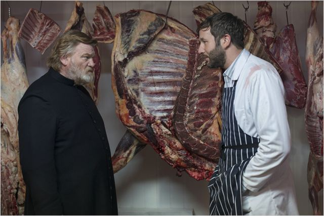 Calvary : Photo Brendan Gleeson, Chris O'Dowd