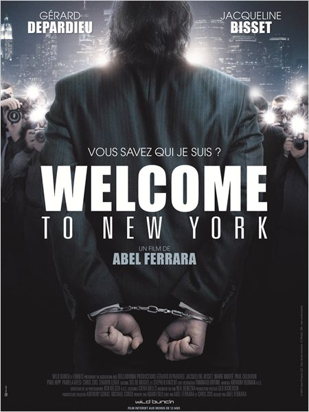Welcome to New York : Affiche