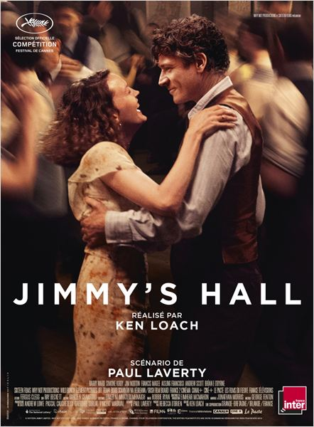 Jimmy's Hall : Affiche