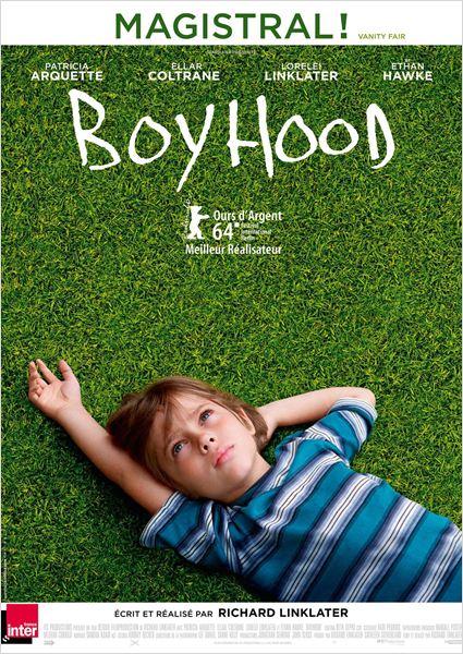 Boyhood : Affiche