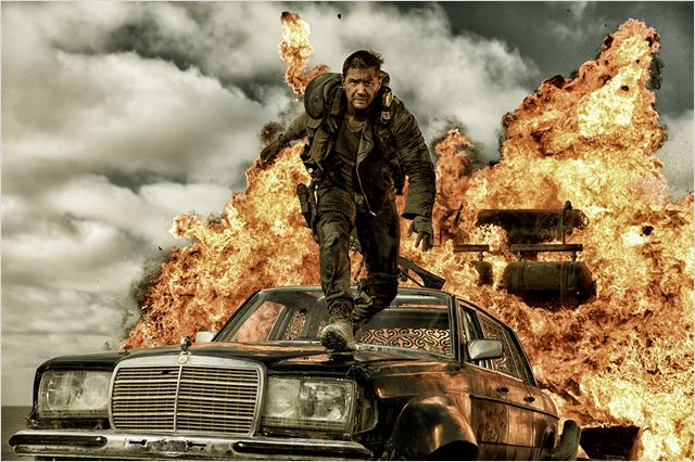 Mad Max: Fury Road : Photo Tom Hardy