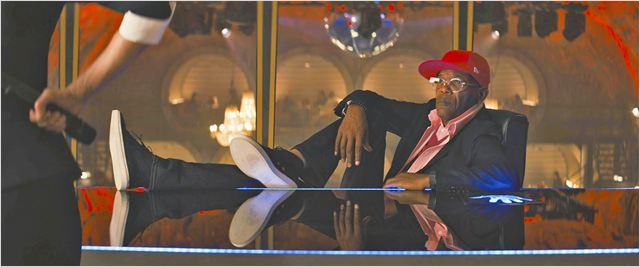 Kingsman : Services secrets : Photo Samuel L. Jackson
