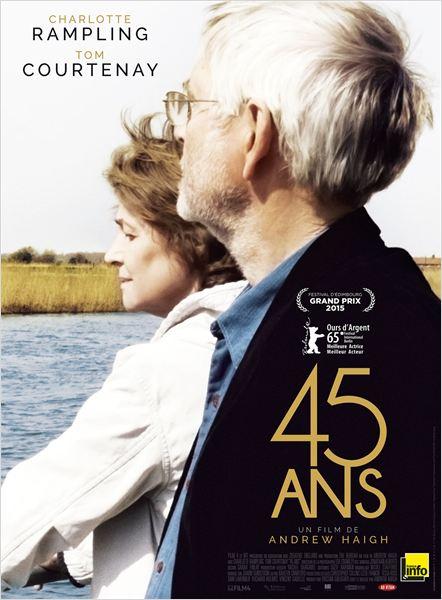 45 ans : Affiche