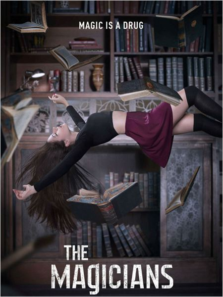 The Magicians : Affiche