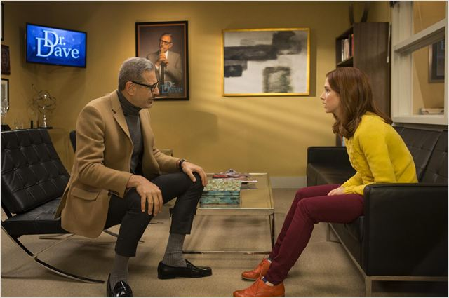 Photo Ellie Kemper, Jeff Goldblum