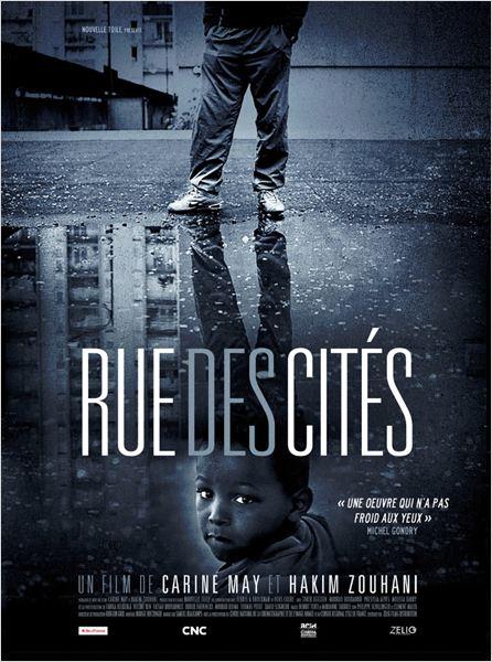 Rue des Cités : Affiche