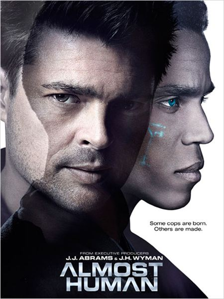 Almost Human : Affiche