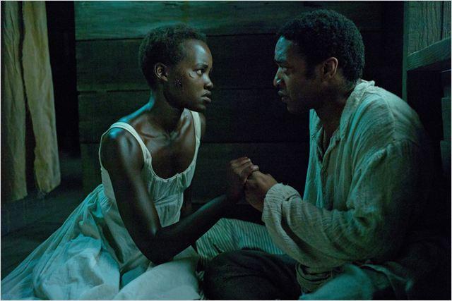 12 Years a Slave : Photo Chiwetel Ejiofor, Lupita Nyong'o