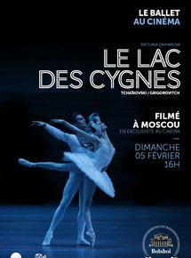 Résultats de recherche d'images pour «Le Lac des cygnes (Bolchoï-Pathé Live) allocine»