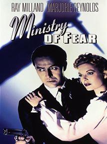 Le Ministère de la peur
