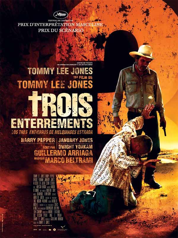 """Résultat de recherche d'images pour """"Trois enterrements"""" de Tommy Lee Jones (2005)"""""""