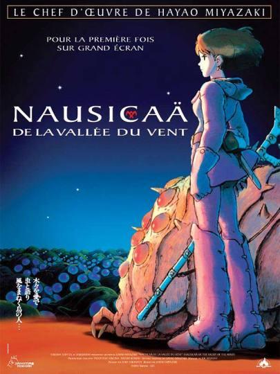 Nausicaä de la vallée du vent - film 1984 - AlloCiné