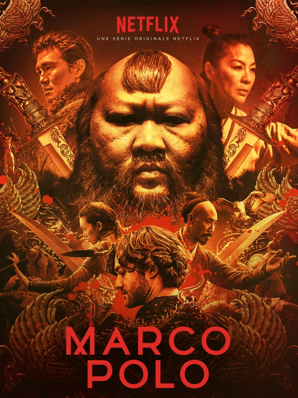 Marco Polo, una serie de Netflix que mezcla ficción y realidad del antiguo mercader