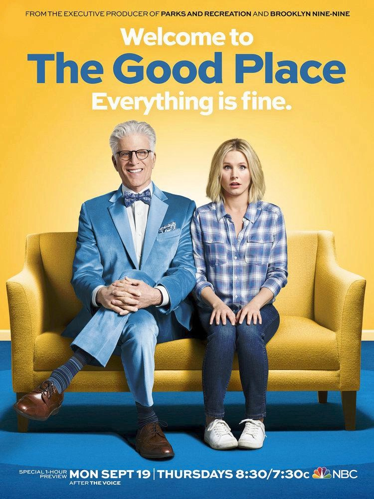 """Résultat de recherche d'images pour """"the good place"""""""