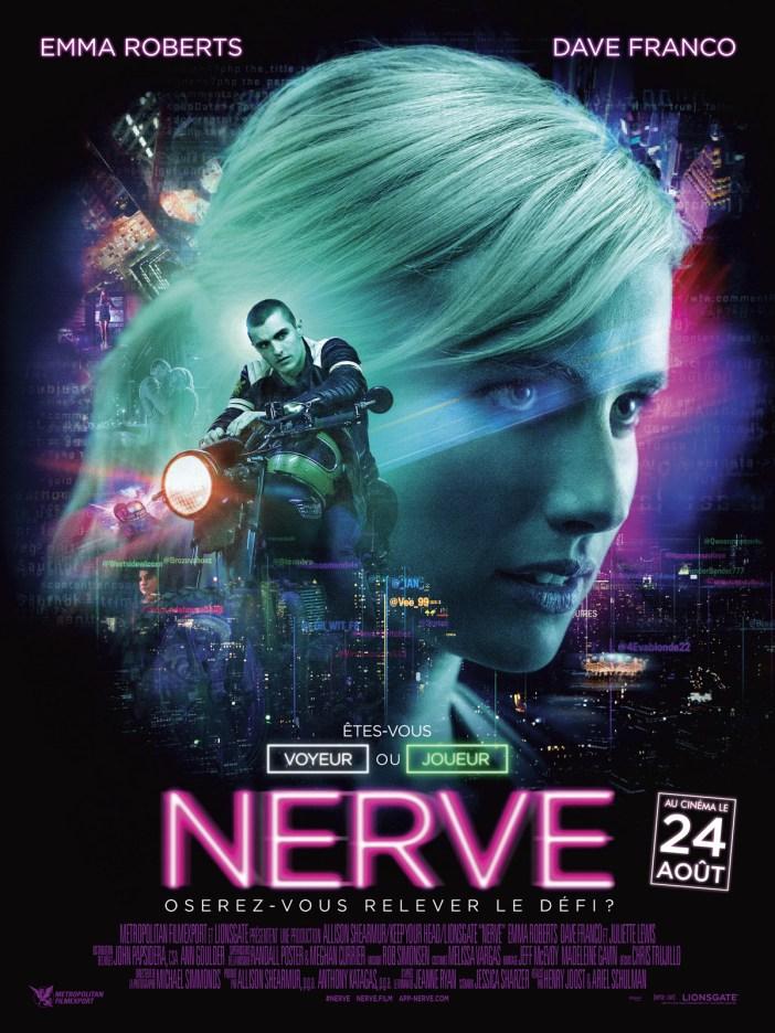 Nerve, le film : une bonne adaptation ?