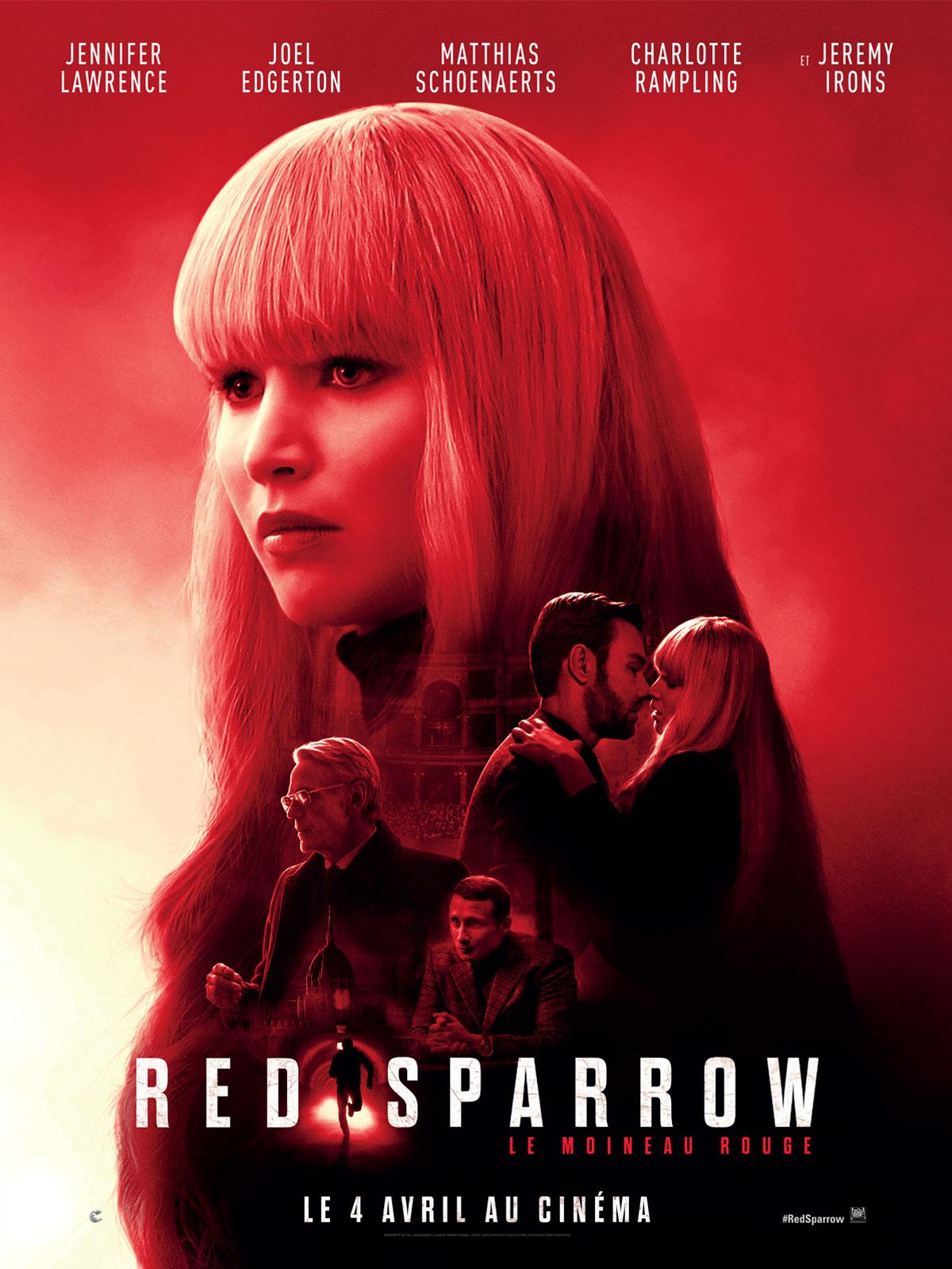 """Résultat de recherche d'images pour """"red sparrow"""""""