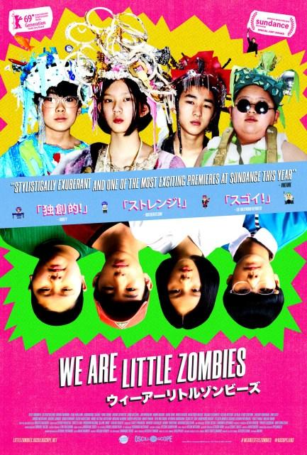 Little Zombies - film 2019 - AlloCiné