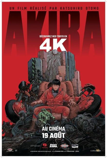 Akira - film 1988 - AlloCiné