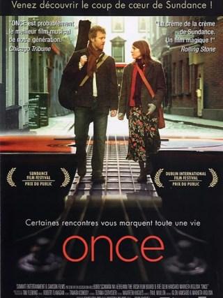 Once : affiche John Carney