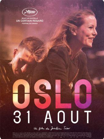 Oslo, 31 août : Affiche
