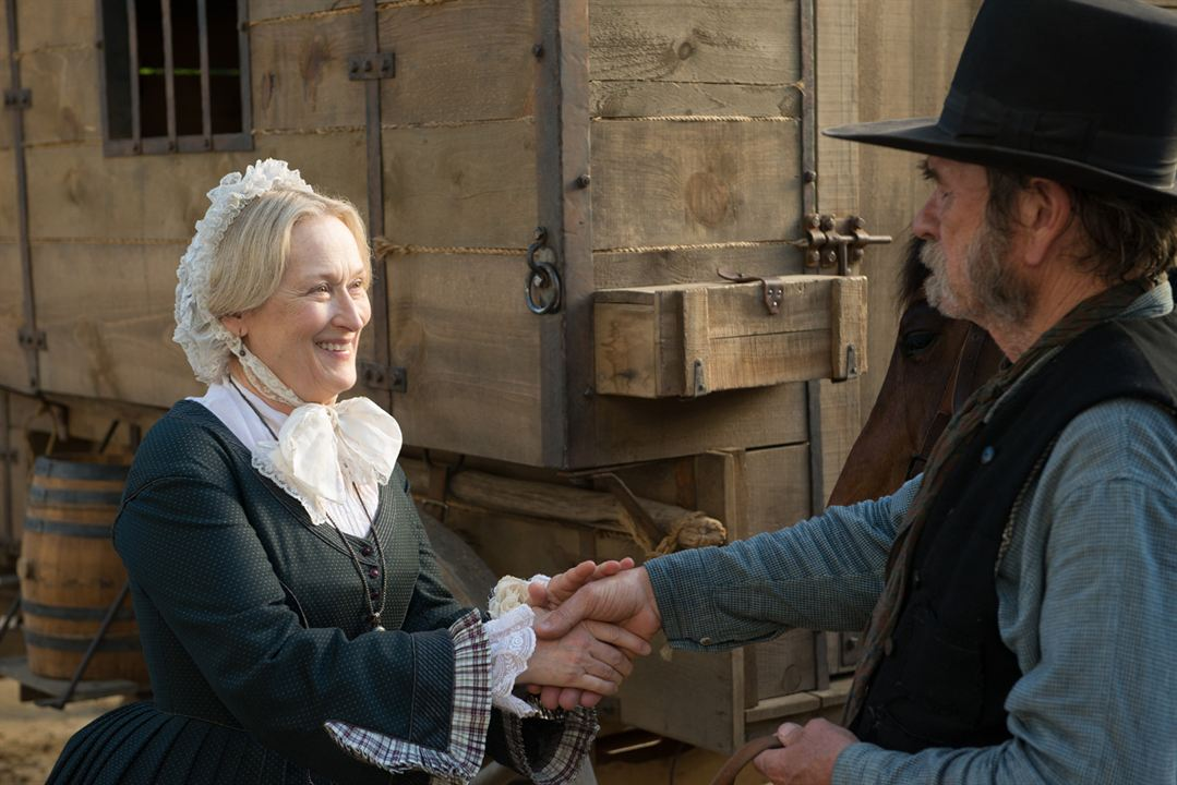 The Homesman : Photo Meryl Streep, Tommy Lee Jones
