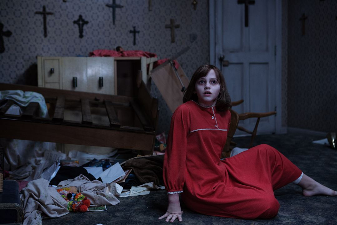 Conjuring 2 : Le cas Enfield : Photo Madison Wolfe