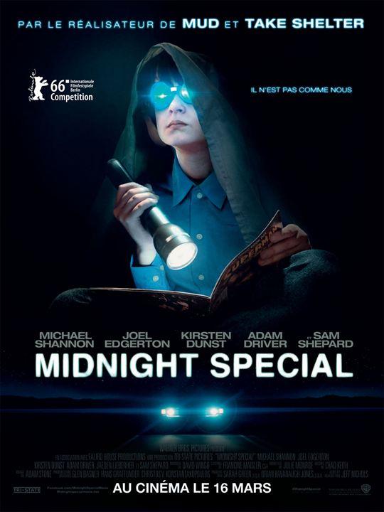 """Résultat de recherche d'images pour """"midnight special affiche"""""""