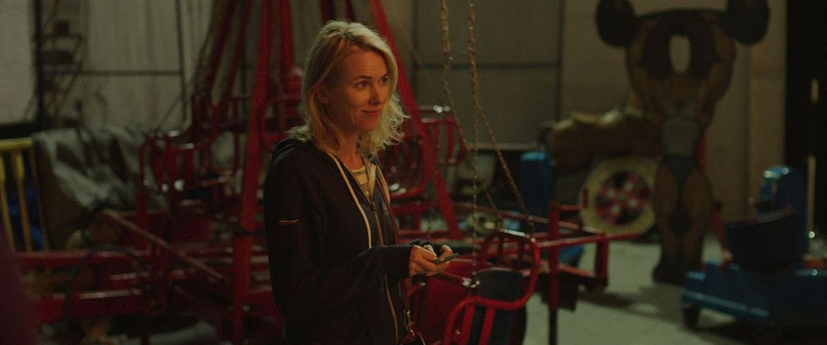 Demolition : Photo Naomi Watts