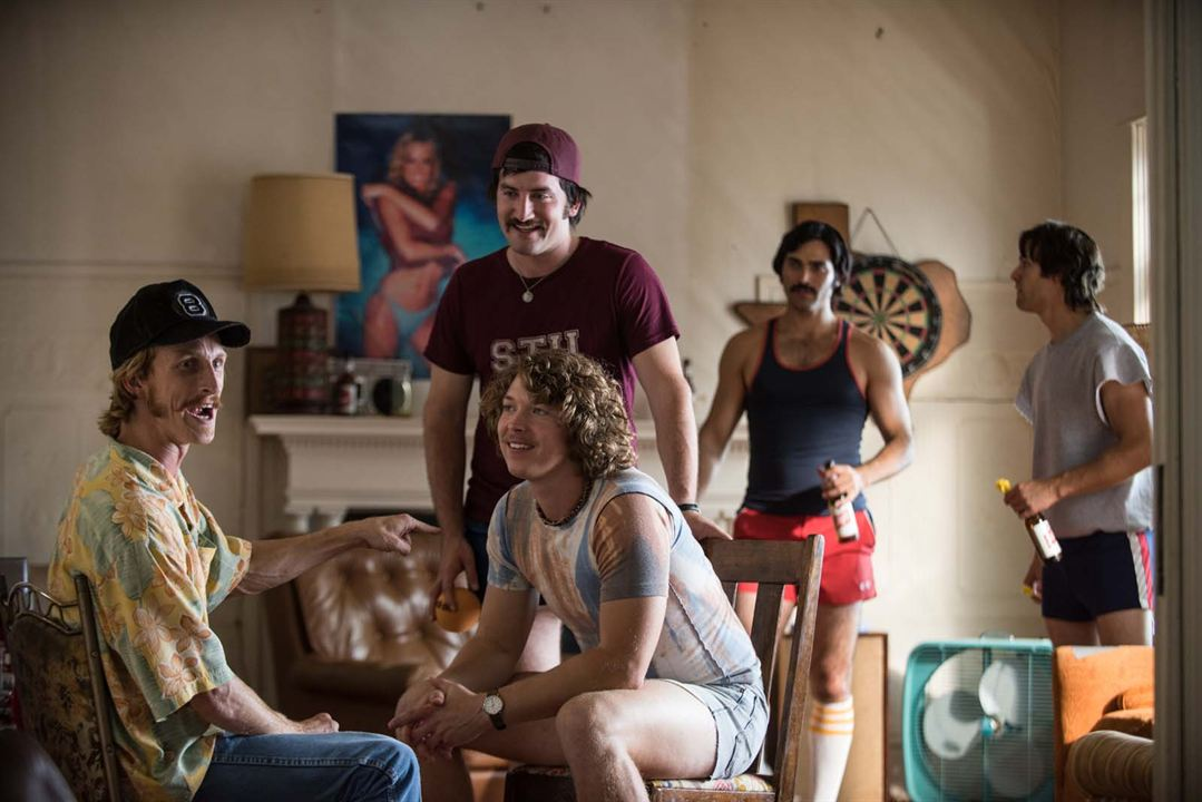 Everybody Wants Some !! : Photo Austin Amelio, Forrest Vickery, Tanner Kalina