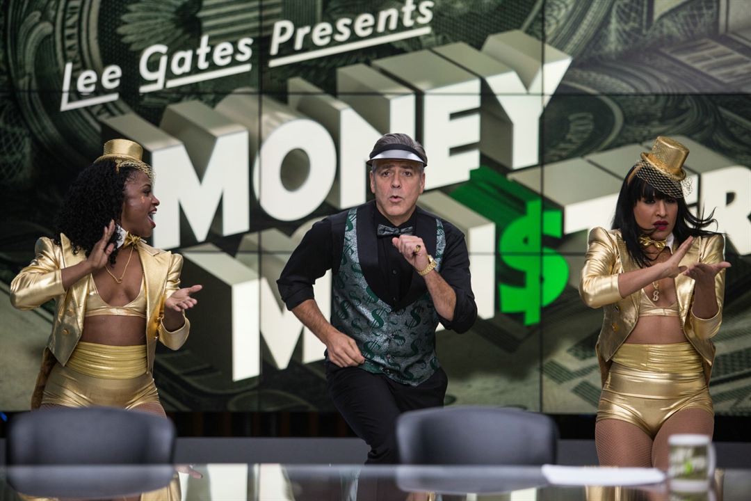 Money Monster : Photo George Clooney