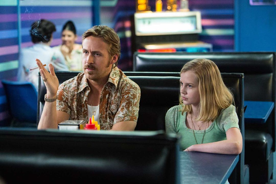 The Nice Guys : Photo Angourie Rice, Ryan Gosling