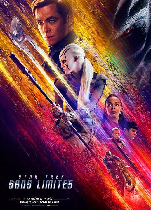 Star Trek Sans limites : Affiche
