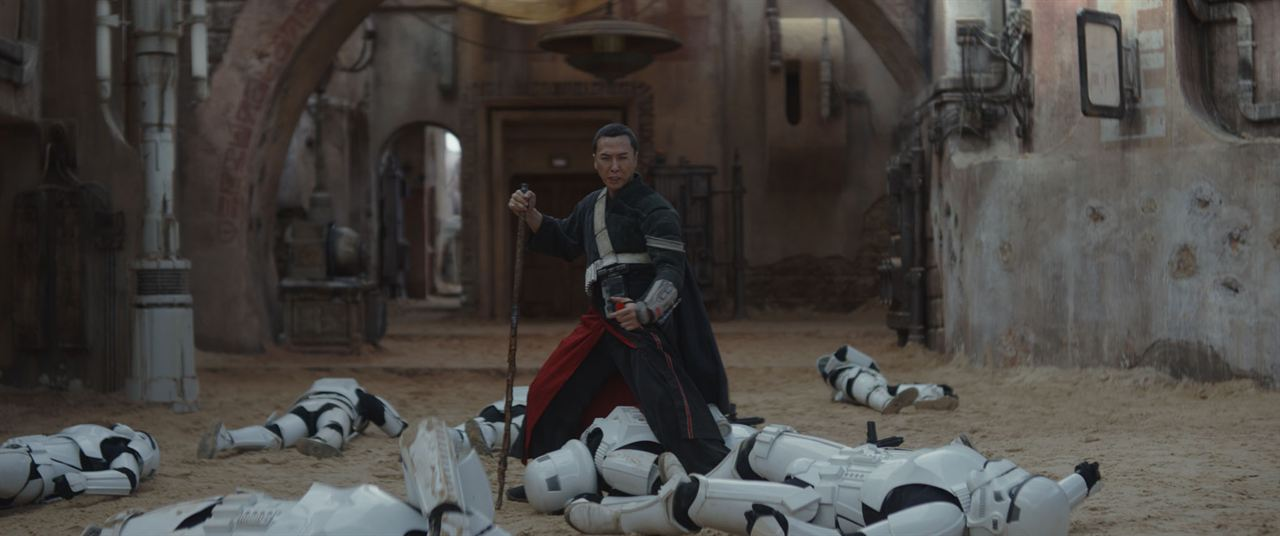 Rogue One: A Star Wars Story : Photo Donnie Yen