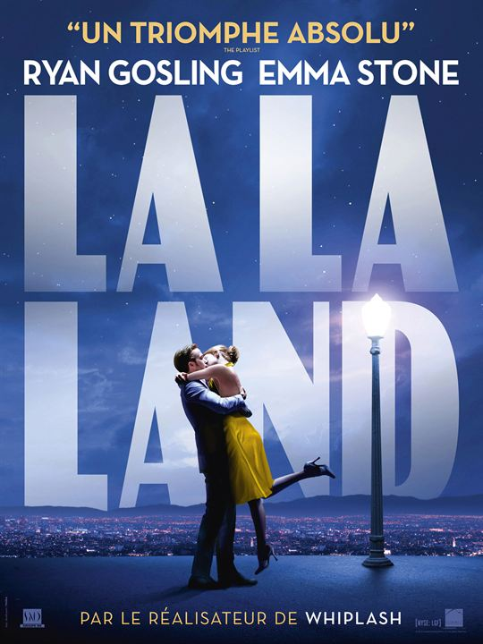 La La Land : Affiche