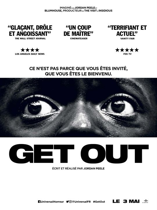 Get Out : Affiche