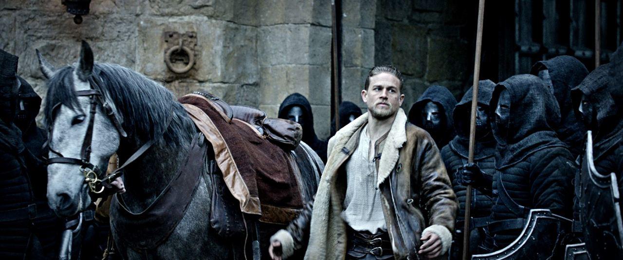 Le Roi Arthur: La Légende d'Excalibur : Photo Charlie Hunnam