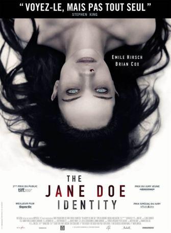The Jane Doe Identity : Affiche