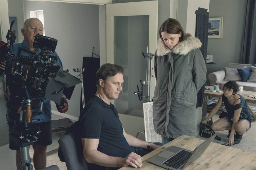 Photo de Keeley Hawes - Photo David Morrissey, Keeley ...