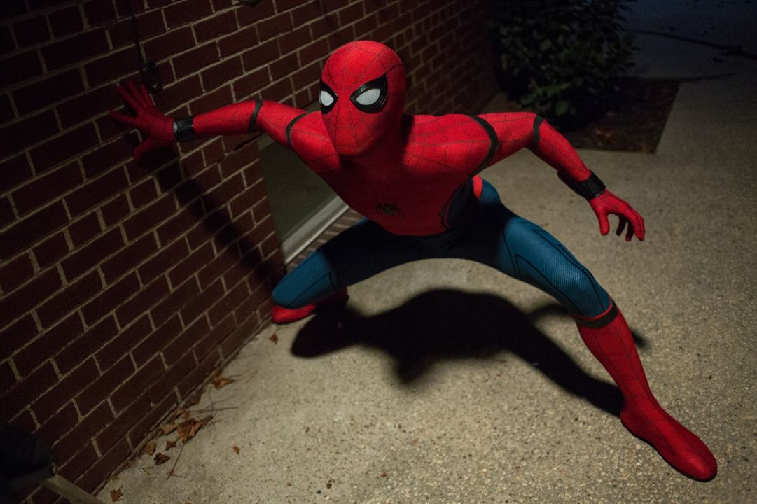 Spider-Man: Homecoming : Photo Tom Holland