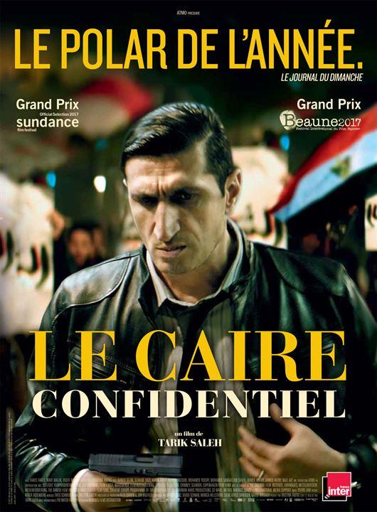 Le Caire Confidentiel : Affiche