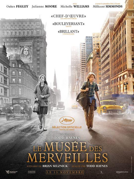 Le Musée des merveilles : Affiche