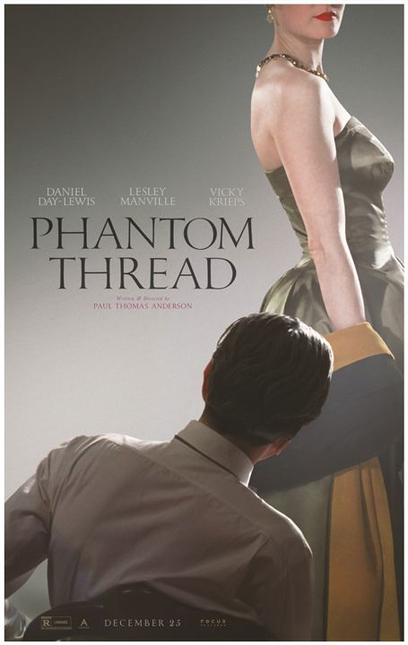 Phantom Thread : Affiche