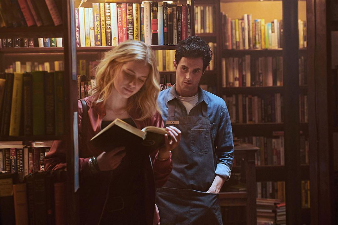 Photo Elizabeth Lail, Penn Badgley