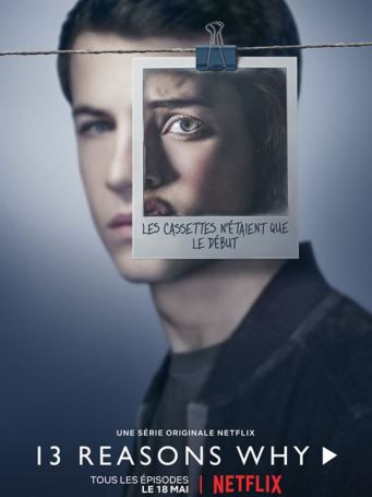 13 Reasons Why : Affiche